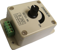 12-Volt Deluxe Dimmer for Lights and Motor Speed Controller
