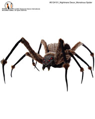 Spider Monstrous Halloween Prop