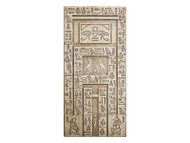 Egypt Wall - False Door (Unpainted Black)