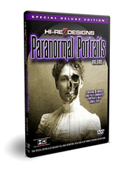 Paranormal Portraits - Volume 1 DVD (HD)