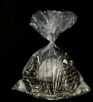 Bag of Bucky Bones Halloween Prop - 12 Pounds