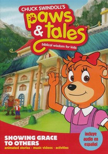 Paws & Tales Volume 3: Showing Grace to Others.  DVD