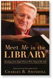 Meet Me in the Library: Readings from Eight Writers Who Shaped My Life.  Paperback Book