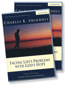 Facing Life's Problems with God's Hope.  16 CD Series