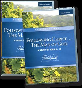 Following Christ ... The Man of God.  14 CD Series