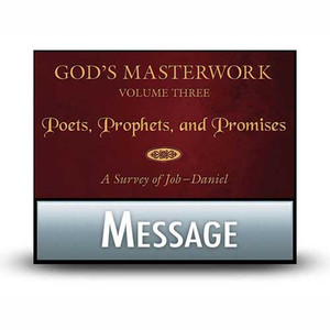 God's Masterwork, Vol 3:  07  Isaiah: Prince among the Prophets.  MP3 Download