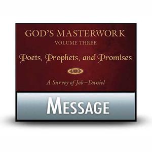 God's Masterwork, Vol 3:  09   Lamentations: A Prophet's Broken Heart.  MP3 Download