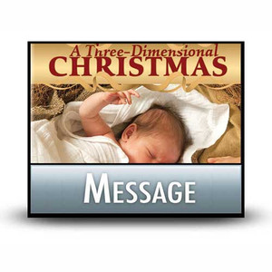 A Three Dimensional Christmas:  03  Indescribable Gift.  MP3 Download