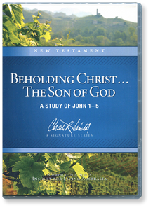 Beholding Christ ... The Son of God.  12 CD Series