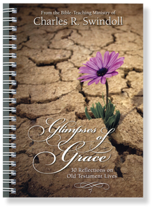 Glimpses of Grace: 30 Reflections on Old Testament Lives.  Paperback Book