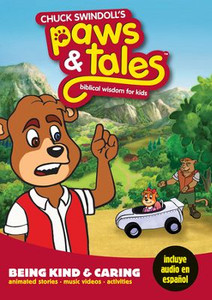 Paws & Tales Volume 8: Being Kind & Caring.  DVD