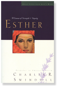 Esther - A Woman of Strength and Dignity.  Paperback Book