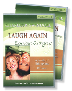 Laugh Again: Experience Outrageous Joy.  14 CD Series