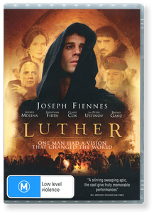 Luther.   DVD