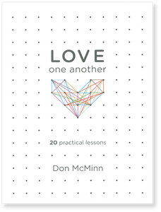 Love One Another: 20 Practical Lessons.  Paperback Book