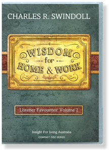 Listener Favourites, Volume 2: Wisdom for Home and Work.  6 CD Set