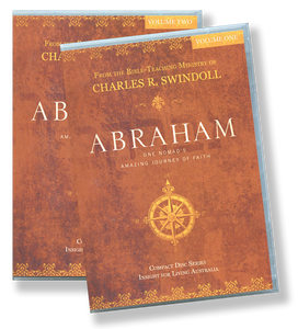 Abraham: One Nomad's Amazing Journey of Faith.    22 CD Series