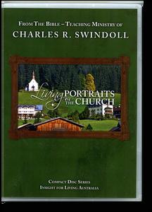 Living Portraits of the Church.  4 CD Series