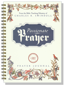 Passionate Prayer Journal