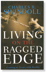Living on the Ragged Edge.  Paperback Book