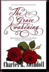 The Grace Awakening.  Hardback Book