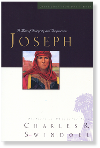 Joseph - A Man of Integrity and Forgiveness. Paperback Book