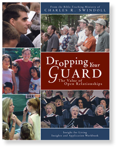Dropping Your Guard.  Workbook