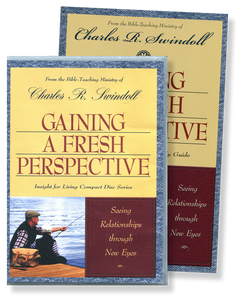 Gaining a Fresh Perspective.  8 CD Series & Study Guide