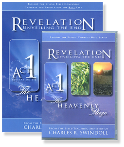 Revelation - Unveiling the End, Act 1: The Heavenly Stage.  12 CD Series & Workbook