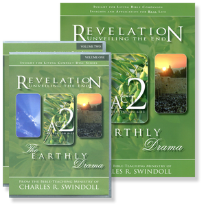 Copy of Revelation - Unveiling the End, Act 2: The Earthly Drama CD Series.   13 CD Series & Workbook