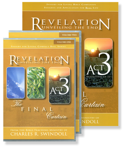 Revelation - Unveiling the End, Act 3: The Final Curtain.  15 CD Series & Workbook