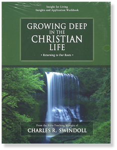 Growing Deep in the Christian Life.  Workbook