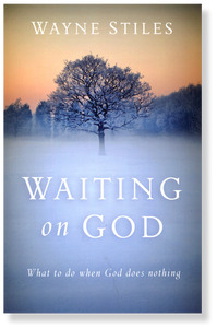 Waiting On God.  Paperback Book