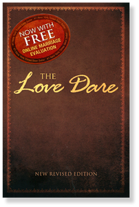 The Love Dare.  Paperback Book
