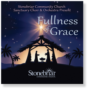 Fullness of Grace.  SCC Christmas Concert 2014.    1 CD