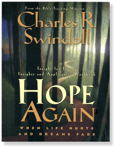 Hope Again: When Life Hurts and Dreams Fade.  Workbook