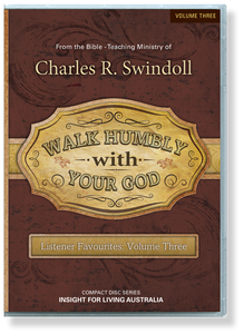 Listener Favourites, Volume 3: Walk Humbly with Your God.  6 CD Set