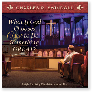 What If God Chooses You to Do Something Great?    1 CD