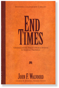 End Times. Understanding Today's World Events in Biblical Prophecy.  Paperback Book