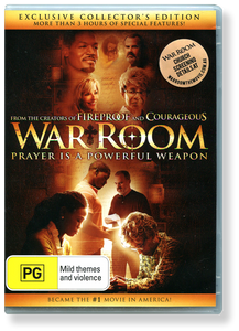 War Room, DVD