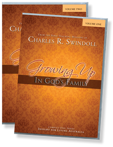Growing Up In God's Family.  16 Message Series