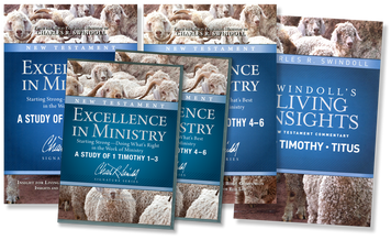 Excellence in Ministry Complete Set.  20 CD Series, 2 Bible Companions & Commentary