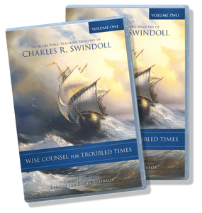 Wise Counsel for Troubled Times.  13 CD Series