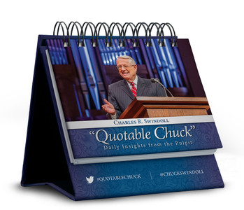 2017 Flip Calendar: Quotable Chuck : Daily Insights from the Pulpit.