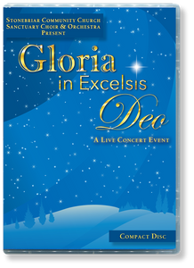 Gloria in Excelsis Deo. SCC Christmas Concert 2015.  1 CD