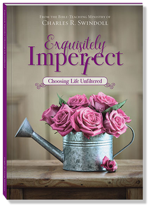 Exquisitely Imperfect: Choosing Life Unfiltered.  Paperback Book
