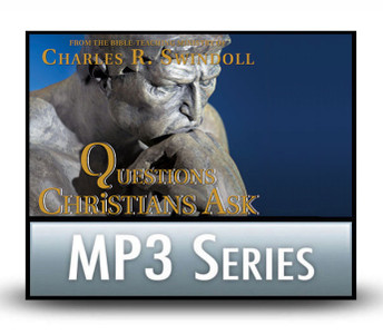 Questions Christians Ask.  12 MP3 Series Download