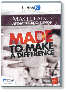 Made to Make a Difference. Youth Ministry Series (DVD)
