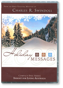 Holiday Messages.  4 CD Set