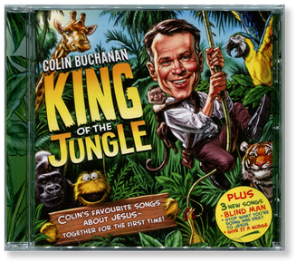 King of the Jungle.  CD
